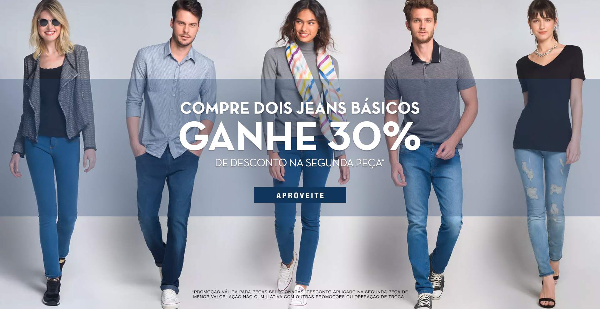 Jeans 30% OFF