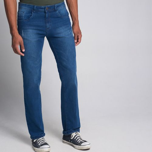 Calca-Regular-Jeans-Azul