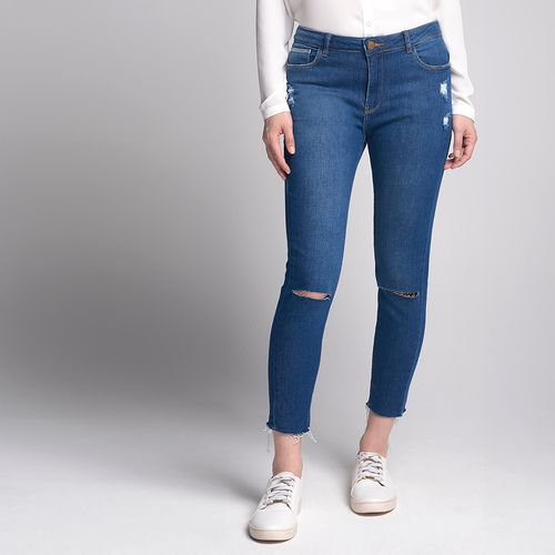 Calca-Skinny-Jeans-Destroyed-Azul