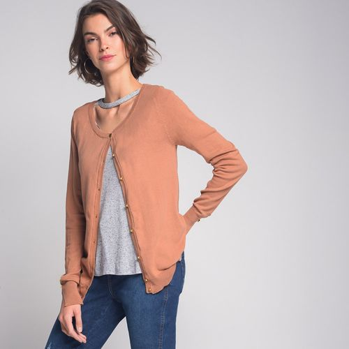 Trico-Cardigan-Botoes-Caramelo