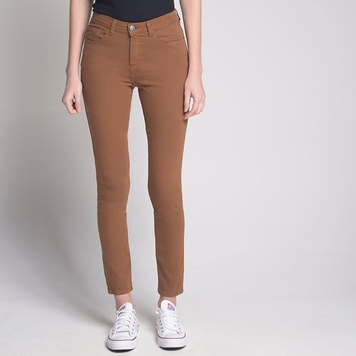 Calca-Skinny-Color-Camelo
