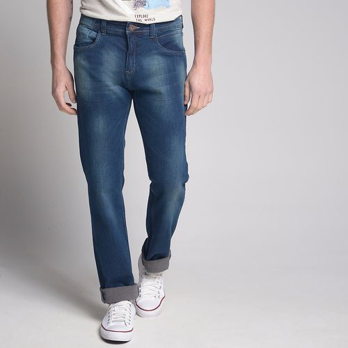 Calca-Regular-Jeans-Azul-Esverdeado
