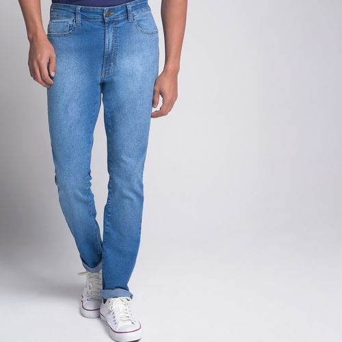 Calca-Regular-Jeans-Azul-Escuro