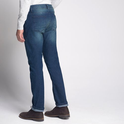 Calca-Jeans-Used-Azul-Medio