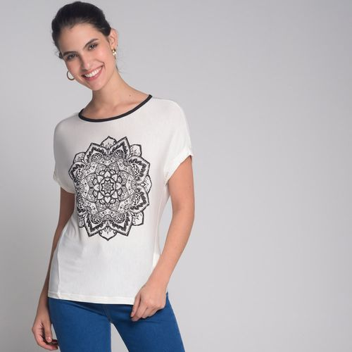 Camiseta-Mandala-Off-White