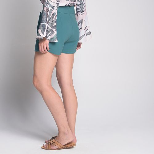 Shorts-Botoes-Verde