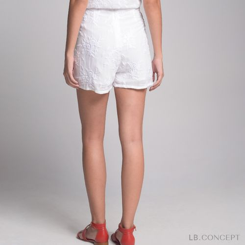 Shorts-Bordado-Contraste-Off-White---M