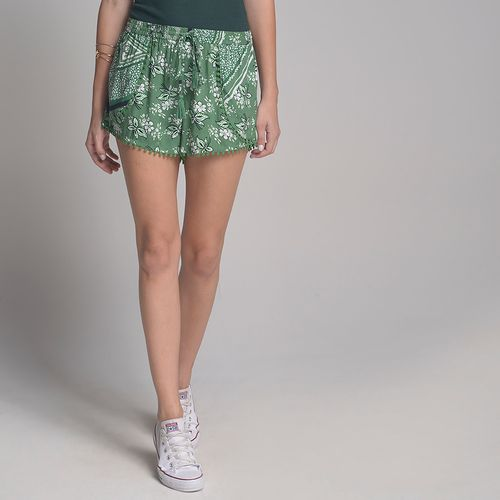 Shorts-Scarf-Estampado