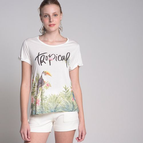 Camiseta-Tropical-Off-White