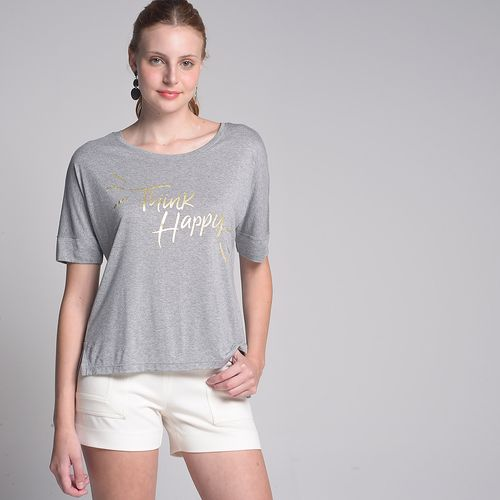 Camiseta-Think-Happy-Cinza-Mescla