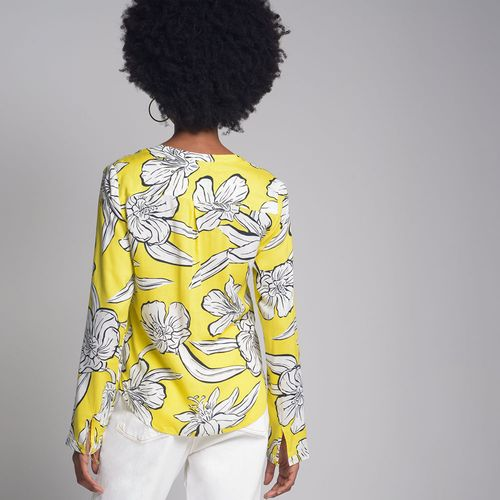 Camisa-Sketch-Flower-Estampada