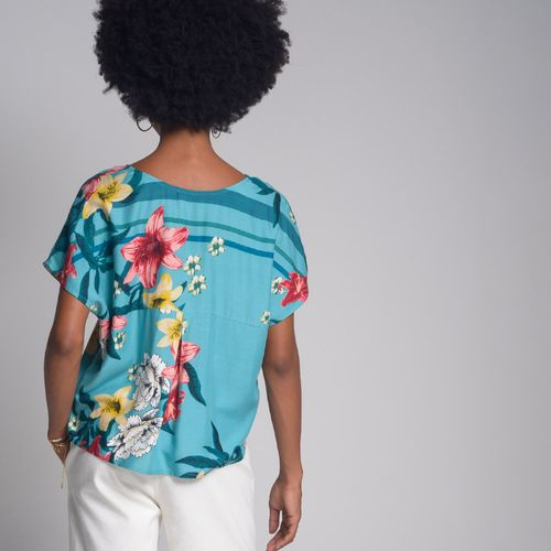 Blusa-Blue-Tropical-Estampada