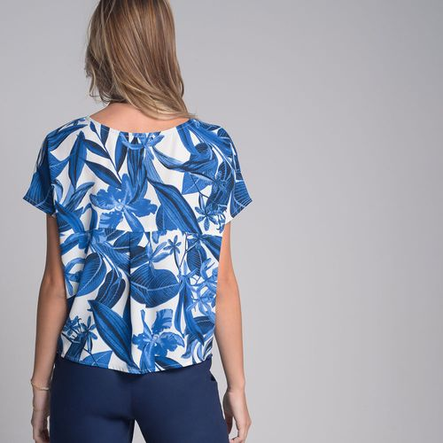 Blusa-Blue-Flower-Estampada