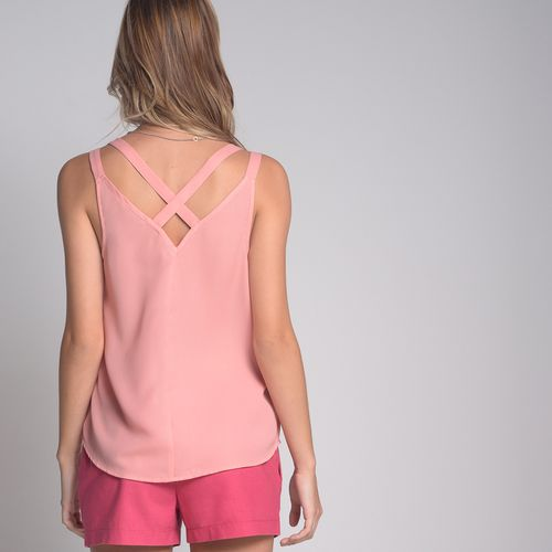 Blusa-Regata-Lisa-Rosa