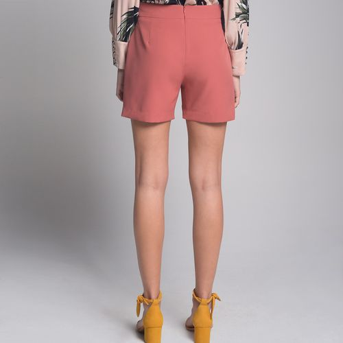 Shorts-Botoes-Recorte-Rosa