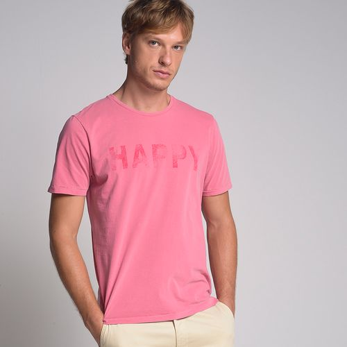 Camiseta-Happy-Vermelha---P