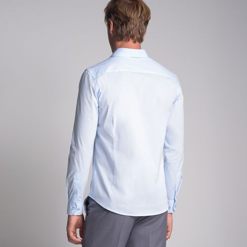 Camisa-Super-Slim-Lisa-Azul-Claro
