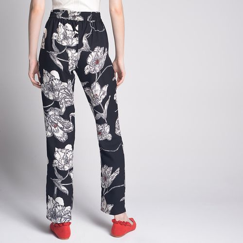 Calca-Dark-Flower-Estampada