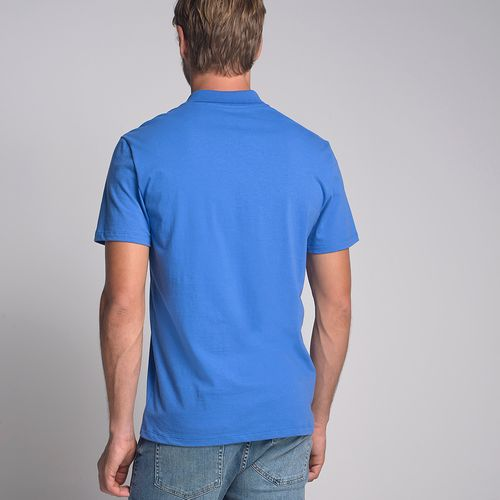 Camiseta-Polo-Celebrate-Azul
