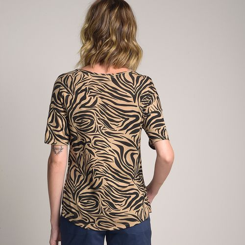 Camiseta-Animal-Zebra-Estampada