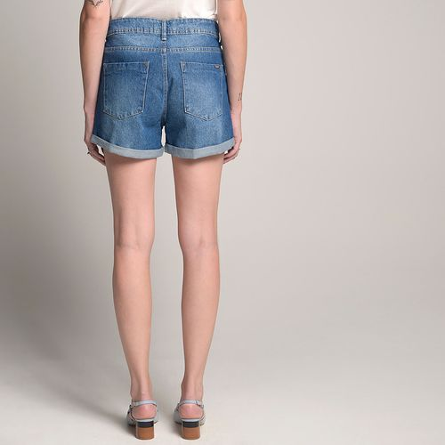 Shorts-Jeans-Puidos