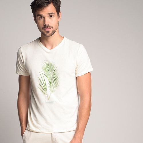 Camiseta-Folhas-Tropical-Off-White---GG