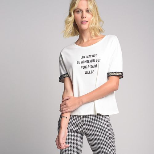 Camiseta-Tweed-Wonderful-Off-White