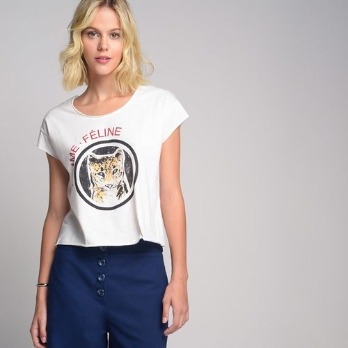 Camiseta-Bicho-Feline-Off-White