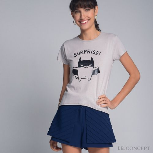 Camiseta-Catman-Surprise-Cinza-Claro